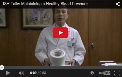 Maintaining a Healthy Blood Pressure video